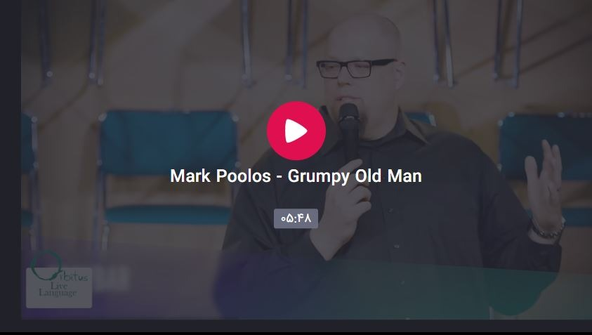 Capeweweture - Mark Poolos - Grumpy Old Man