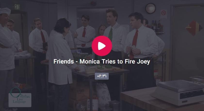 Capturqe2qeqee - Monica Tries to Fire Joey