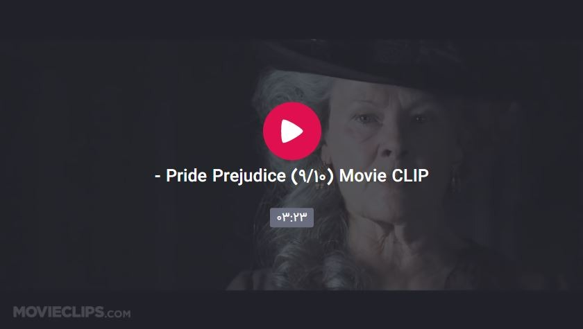 English with : Pride and Prejudice