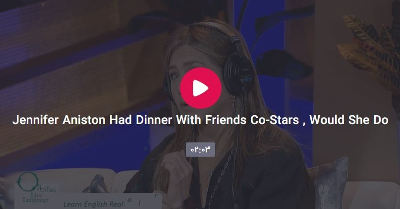 Jennifer Aniston Dinner With Friends Co Stars Would She Do a Reboot  - Aniston With Friends Co-Stars , Do a Reboot ?