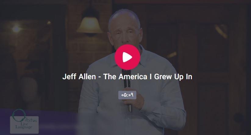 afDddD - Jeff Allen - The America I Grew Up In