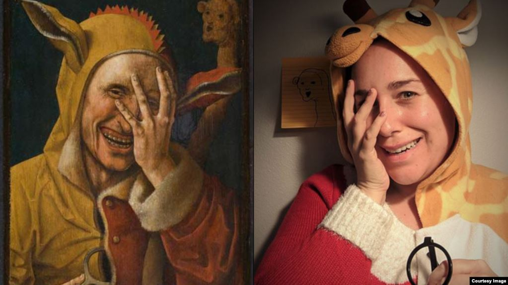 Getty Museum Asks Public to Recreate Works of Art s - Getty Museum Asks Public to Recreate Works of Art